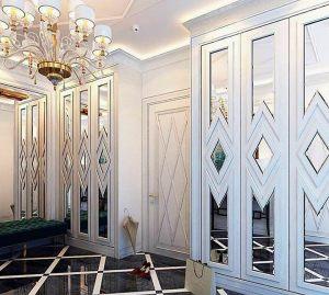 Двери с делителем наклейкой Подольск