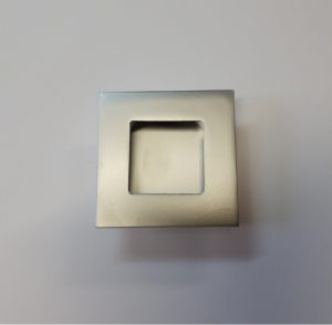 Ручка квадратная Серебро матовое Подольск