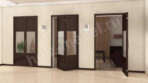 Двери гармошка Подольск