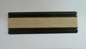 Направляющая нижняя для шкафа-купе вкладка шпон Подольск