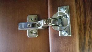 Петля для распашной двери с доводчиком Подольск