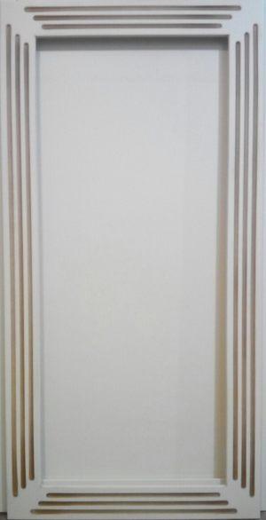 Рамочный фасад с фрезеровкой 2 категории сложности Подольск
