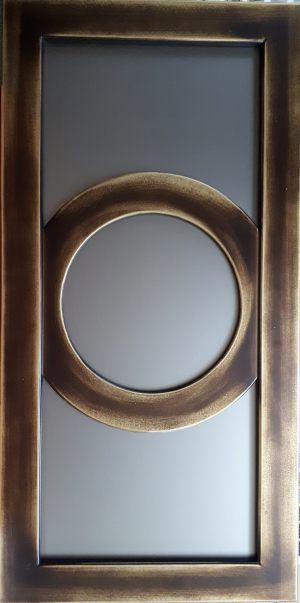 Рамочный фасад с радиусными элементами 4 категории сложности Подольск