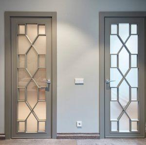 Двери с филенкой Подольск